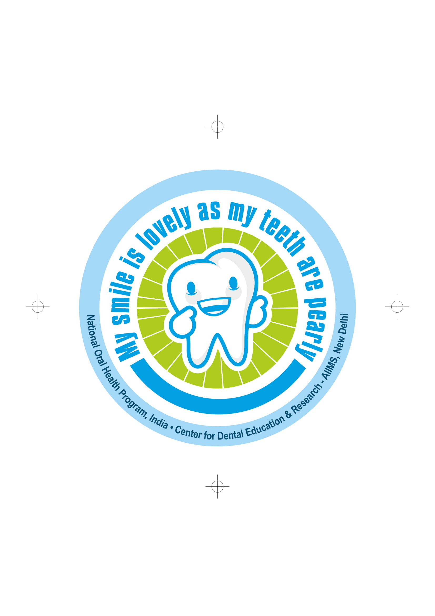 Badges on Oral Health