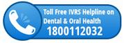 IVRS Help line on dental