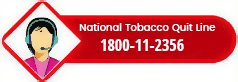 National tobacco quit line