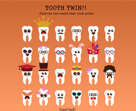Tooth Twin