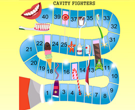 Cavity Fighters